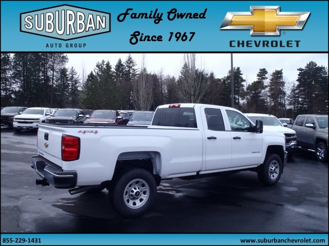 2017 Silverado 2500 Double Cab 4x4, Pickup #T170298 - photo 4