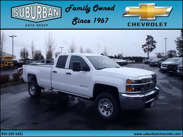 2017 Silverado 2500 Double Cab 4x4, Pickup #T170298 - photo 6