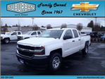 2017 Silverado 1500 Double Cab 4x4, Pickup #T170330 - photo 1
