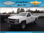 2017 Silverado 1500 Regular Cab 4x4, Pickup #T170333 - photo 1