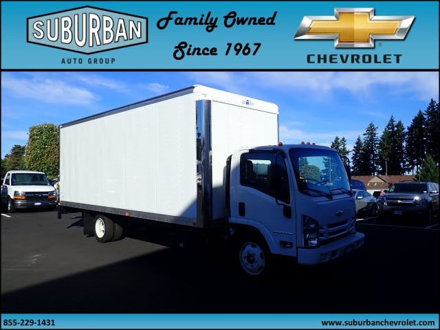 2017 LCF 5500HD Regular Cab Dry Freight #T170341 - photo 6