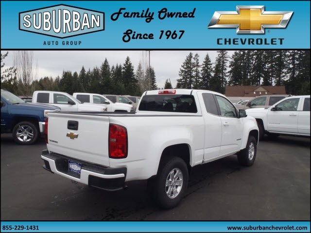 2017 Colorado Double Cab, Pickup #T170362 - photo 4