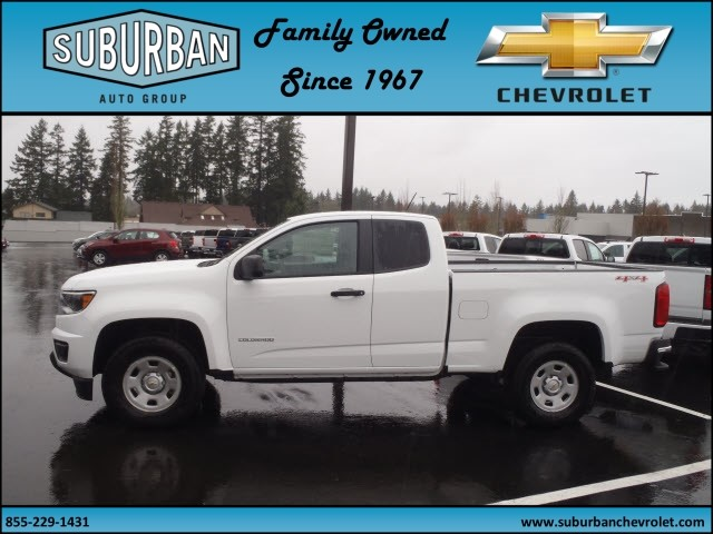 2017 Colorado Double Cab 4x4, Pickup #T170408 - photo 3
