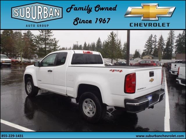 2017 Colorado Double Cab 4x4, Pickup #T170408 - photo 2