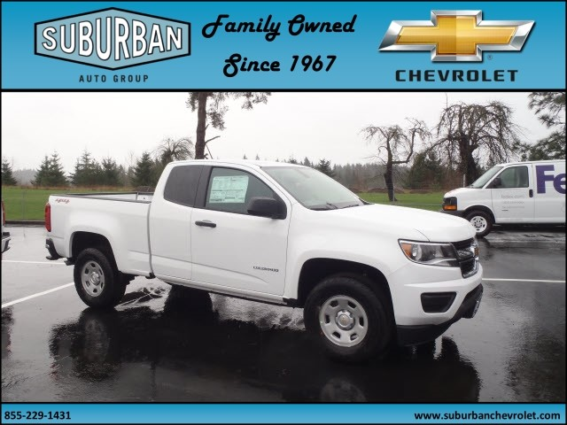 2017 Colorado Double Cab 4x4, Pickup #T170408 - photo 4