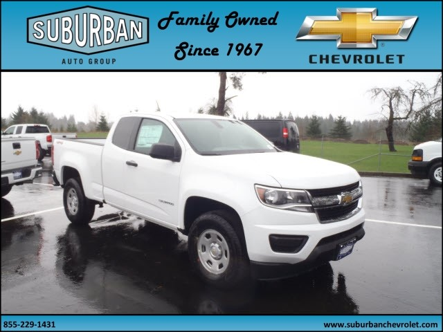 2017 Colorado Double Cab 4x4, Pickup #T170408 - photo 5