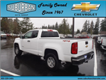 2017 Colorado Double Cab 4x4, Pickup #T170408 - photo 1