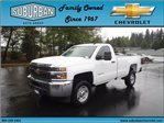 2017 Silverado 2500 Regular Cab 4x4, Pickup #T170452 - photo 1