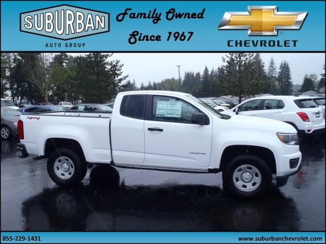 2017 Colorado Double Cab 4x4, Pickup #T170470 - photo 5