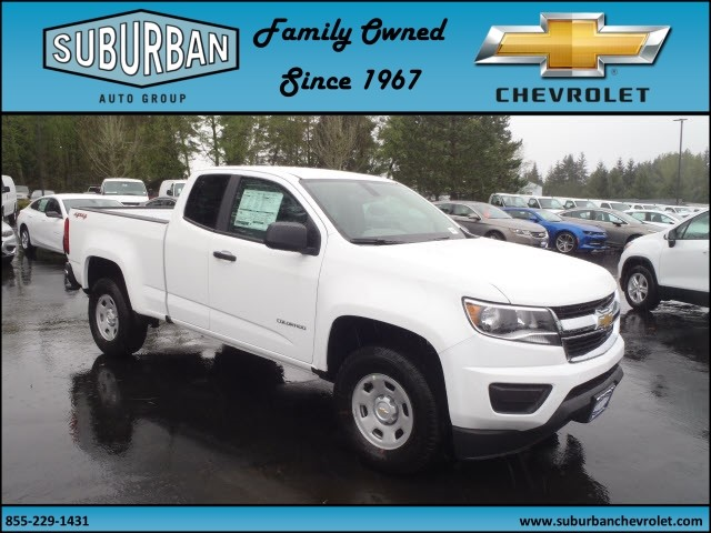 2017 Colorado Double Cab 4x4, Pickup #T170470 - photo 6