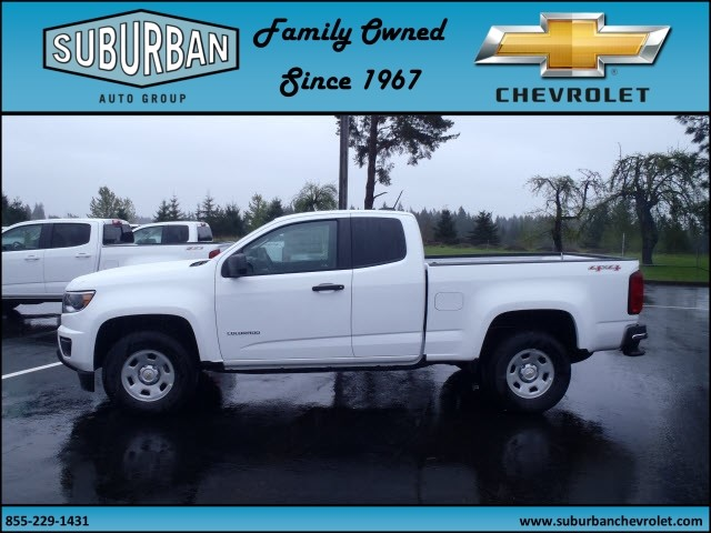2017 Colorado Double Cab 4x4, Pickup #T170470 - photo 3