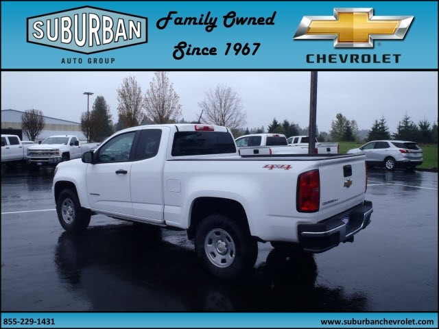 2017 Colorado Double Cab 4x4, Pickup #T170470 - photo 2