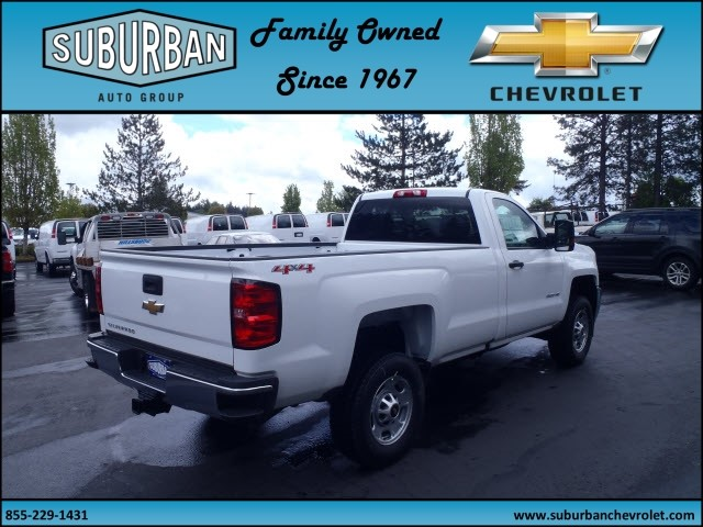 2017 Silverado 2500 Regular Cab 4x4, Pickup #T170495 - photo 4