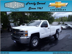 2017 Silverado 2500 Regular Cab 4x4, Pickup #T170495 - photo 1