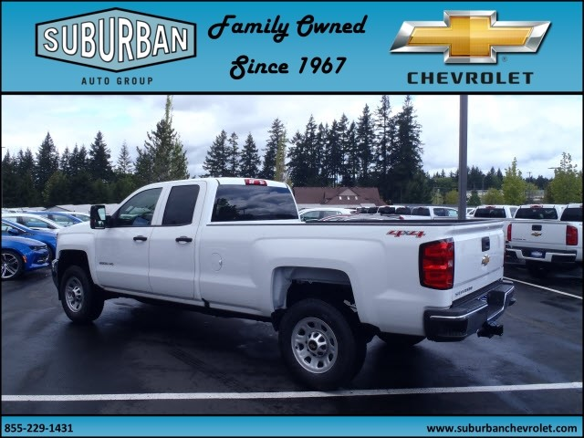 2017 Silverado 2500 Double Cab 4x4, Pickup #T170498 - photo 2