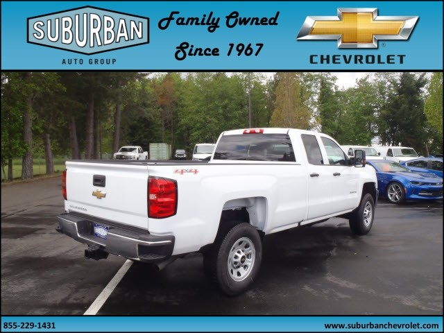2017 Silverado 2500 Double Cab 4x4, Pickup #T170498 - photo 4