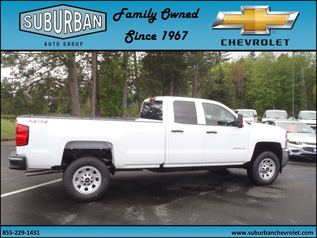 2017 Silverado 2500 Double Cab 4x4, Pickup #T170498 - photo 5