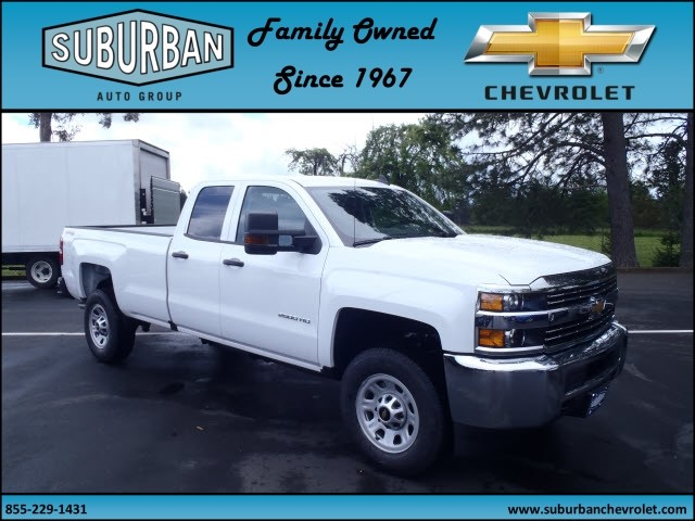 2017 Silverado 2500 Double Cab 4x4, Pickup #T170498 - photo 6
