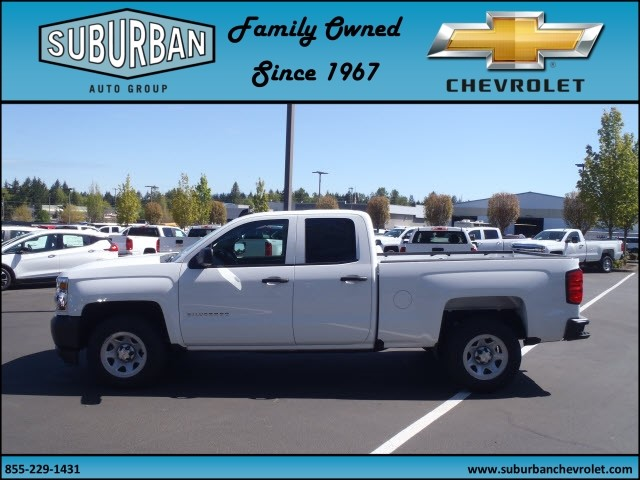 2017 Silverado 1500 Double Cab, Pickup #T170500 - photo 3