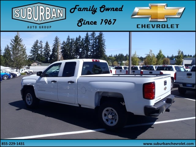 2017 Silverado 1500 Double Cab, Pickup #T170500 - photo 2