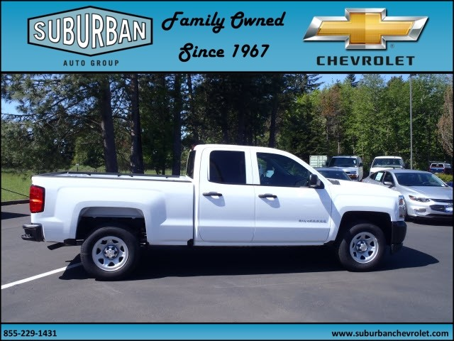 2017 Silverado 1500 Double Cab, Pickup #T170500 - photo 5