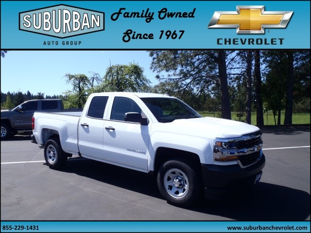 2017 Silverado 1500 Double Cab, Pickup #T170500 - photo 6