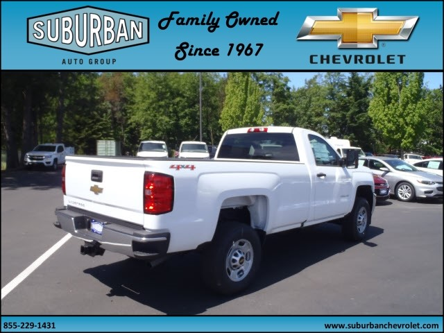 2017 Silverado 2500 Regular Cab 4x4, Pickup #T170513 - photo 4