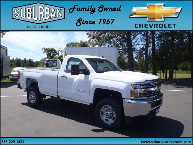 2017 Silverado 2500 Regular Cab 4x4, Pickup #T170513 - photo 6