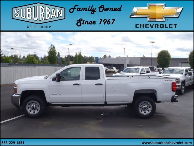 2017 Silverado 3500 Double Cab 4x4, Pickup #T170545 - photo 3