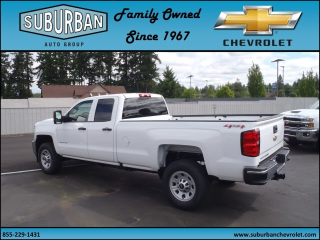 2017 Silverado 3500 Double Cab 4x4, Pickup #T170545 - photo 2