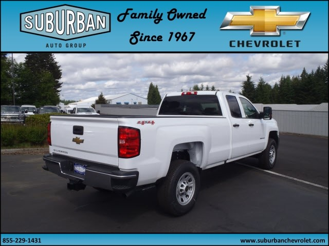 2017 Silverado 3500 Double Cab 4x4, Pickup #T170545 - photo 4