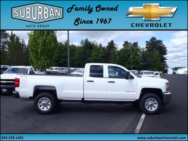 2017 Silverado 3500 Double Cab 4x4, Pickup #T170545 - photo 5