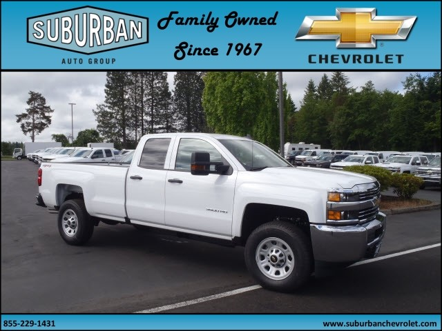 2017 Silverado 3500 Double Cab 4x4, Pickup #T170545 - photo 6