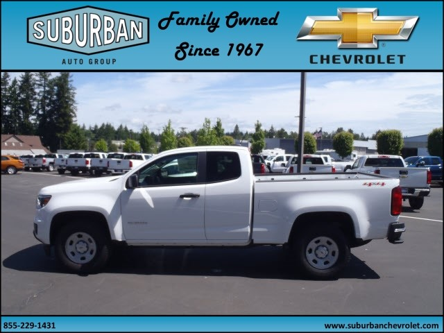 2017 Colorado Double Cab 4x4, Pickup #T170551 - photo 3