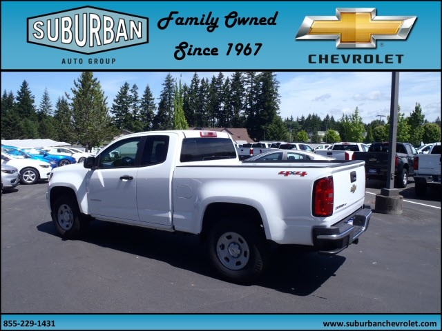 2017 Colorado Double Cab 4x4, Pickup #T170551 - photo 2
