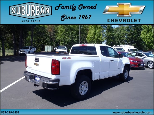 2017 Colorado Double Cab 4x4, Pickup #T170551 - photo 4