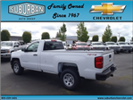 2017 Silverado 1500 Regular Cab 4x4, Pickup #T170576 - photo 1