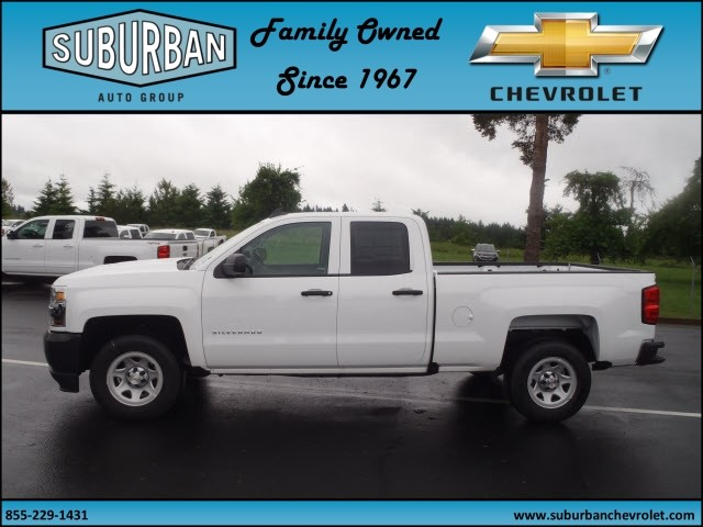 2017 Silverado 1500 Double Cab, Pickup #T170584 - photo 3