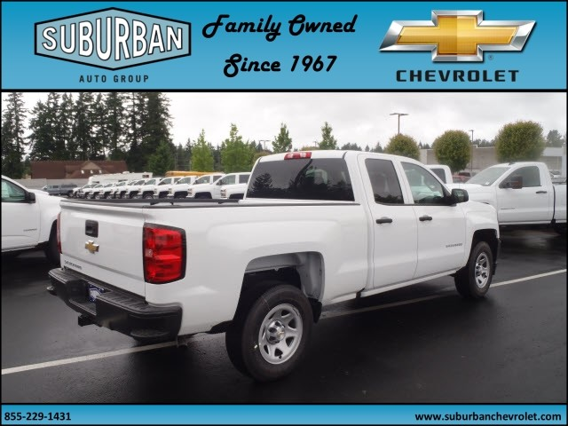 2017 Silverado 1500 Double Cab, Pickup #T170584 - photo 4