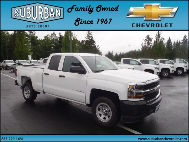 2017 Silverado 1500 Double Cab, Pickup #T170584 - photo 6