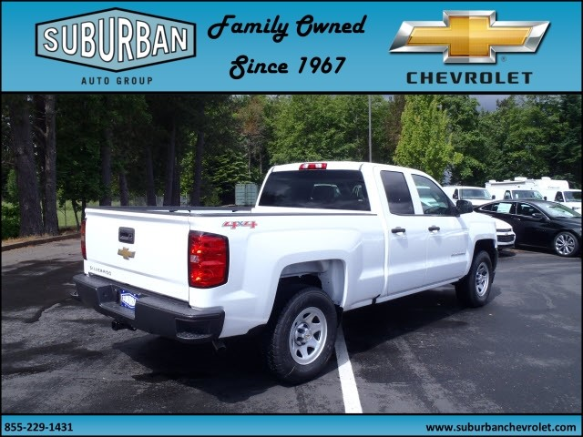 2017 Silverado 1500 Double Cab 4x4, Pickup #T170587 - photo 4