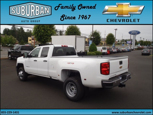 2017 Silverado 3500 Double Cab 4x4, Pickup #T170598 - photo 2