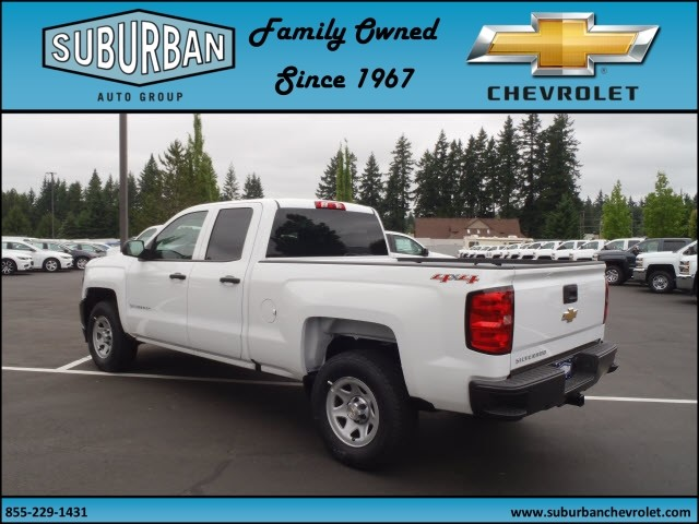 2017 Silverado 1500 Double Cab 4x4, Pickup #T170599 - photo 2