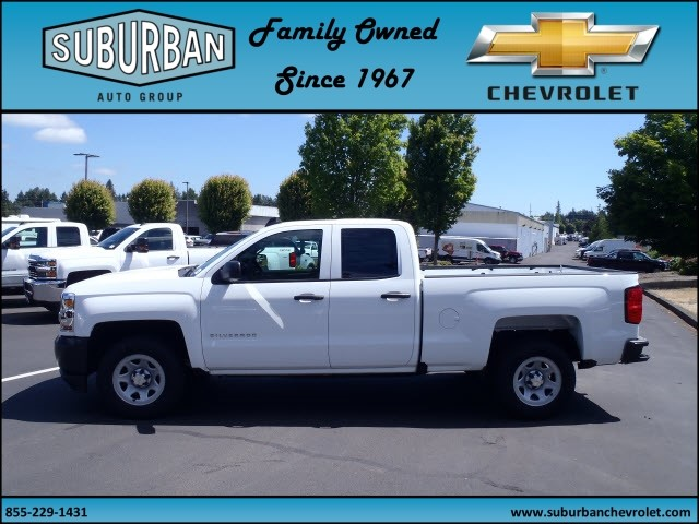 2017 Silverado 1500 Double Cab, Pickup #T170624 - photo 3