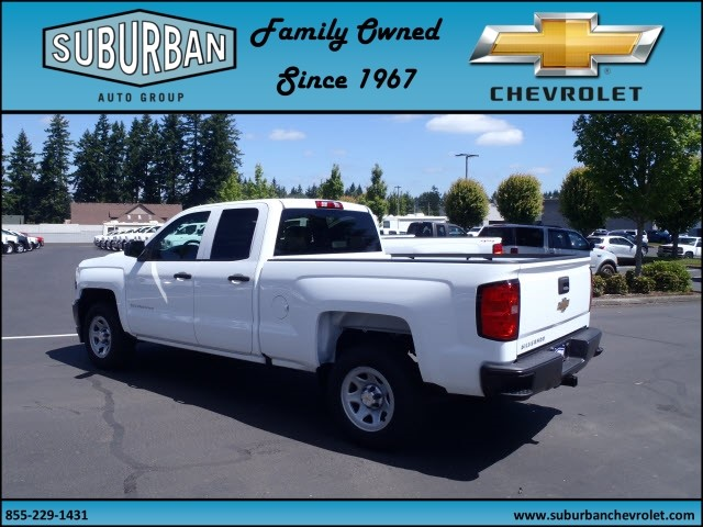 2017 Silverado 1500 Double Cab, Pickup #T170624 - photo 2