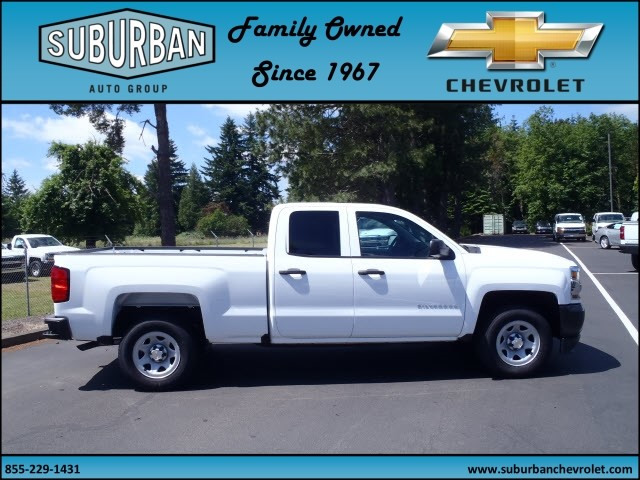 2017 Silverado 1500 Double Cab, Pickup #T170624 - photo 5