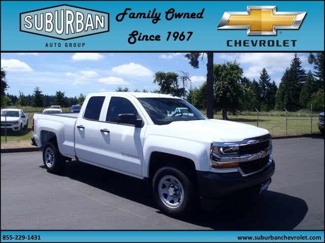 2017 Silverado 1500 Double Cab, Pickup #T170624 - photo 6