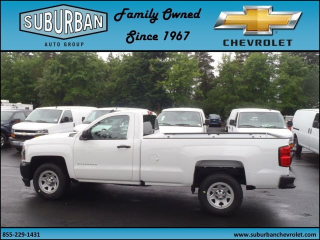 2017 Silverado 1500 Regular Cab, Pickup #T170634 - photo 3