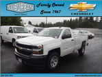 2017 Silverado 1500 Regular Cab, Pickup #T170634 - photo 1