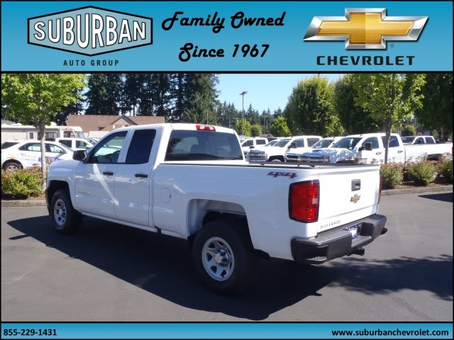 2017 Silverado 1500 Double Cab 4x4, Pickup #T170654 - photo 2